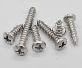 Alloy 20 Screws