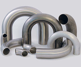 Nickel 201 Pipe Bend