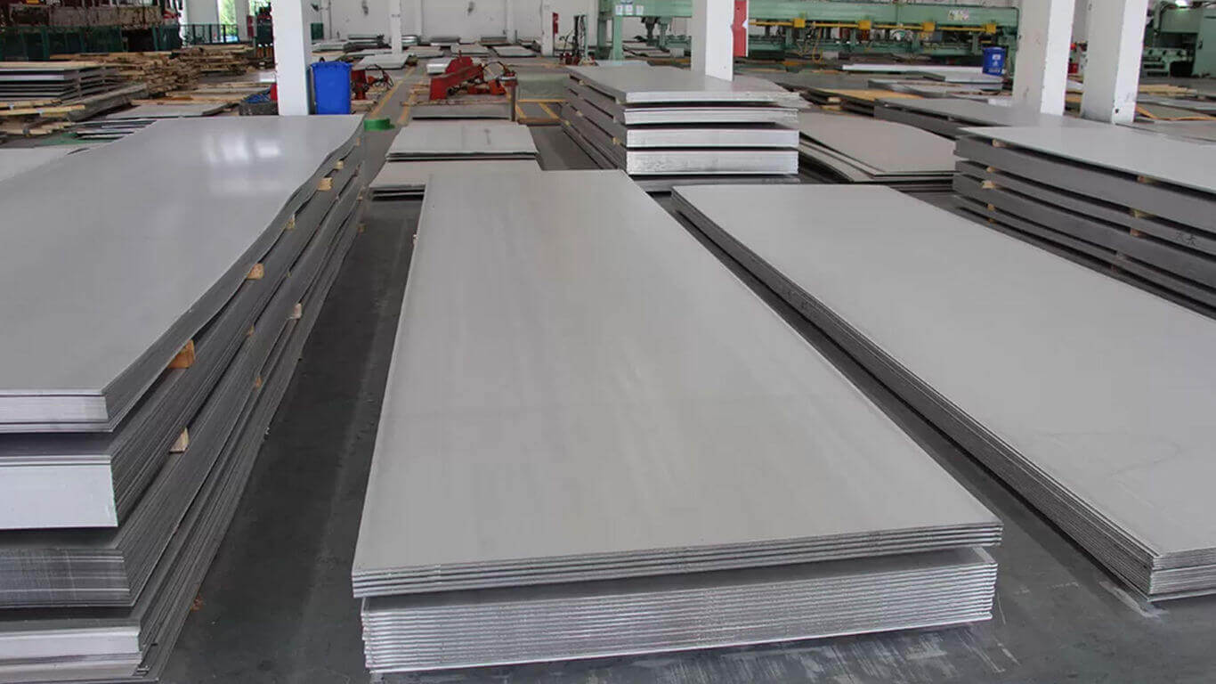 Stainless Steel 304L Sheets/Plates