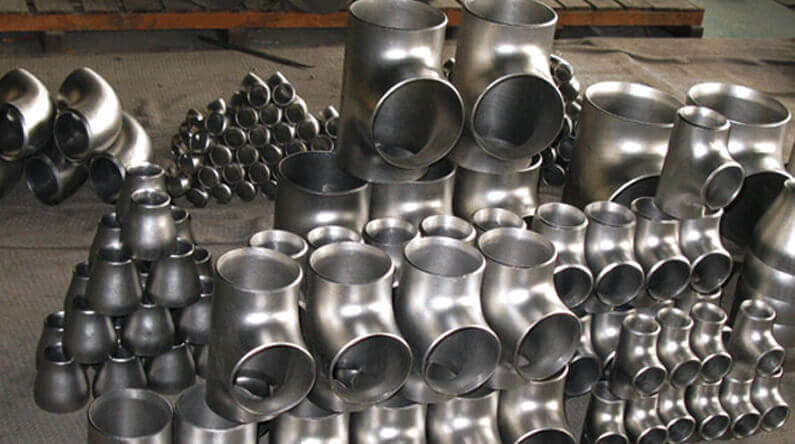 Super Duplex Steel S32750 Pipe Fittings